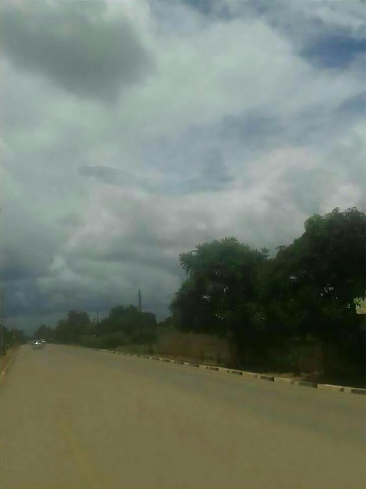 Resultado de imagem para ESTRANHA FORMA HUMANÓIDE ZAMBIA