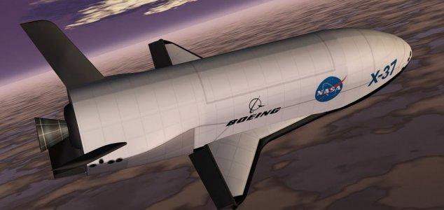 avião espacial