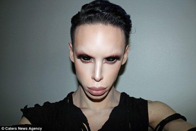 alienígena assexual