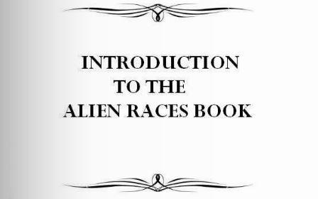 livro secreto das raças alienígenas