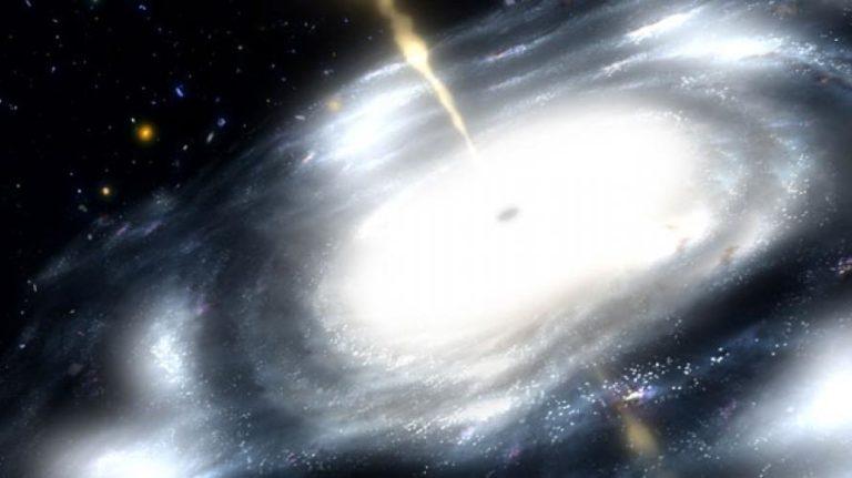 buracos negros e buracos brancos