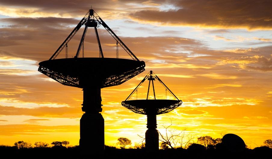 telescópio encontra misteriosos sinais alienígenas