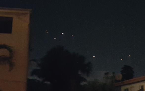 Onda de OVNIs invade a Flórida