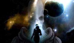 Uma raça extraterrestre domina a Terra