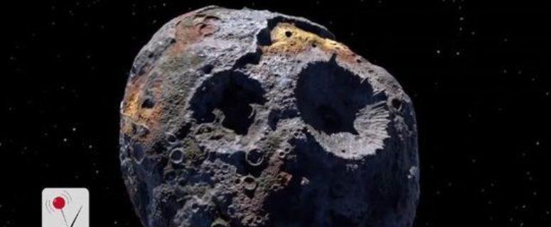 asteroide que pode mudar nosso mundo