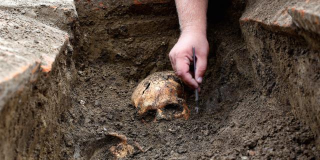 descoberta arqueológica