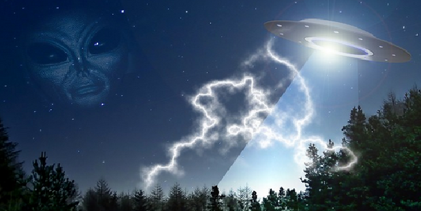 OVNIs e alienígenas