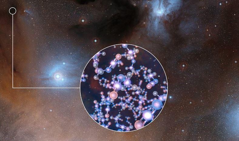 vida pode estar espalhada por todo o Universo