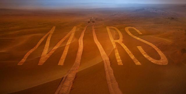 NASA desiste