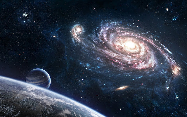 O Universo é consciente