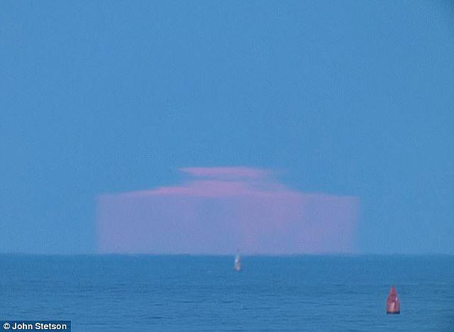 fenômenos atmosféricos bizarros