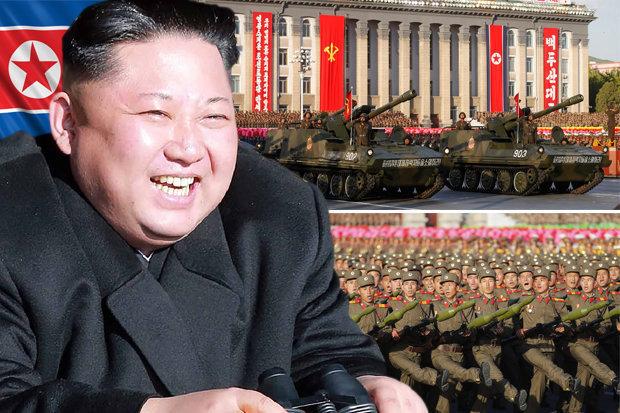 à beira de uma guerra nuclear