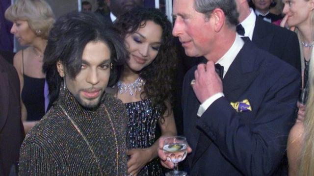 Príncipe Charles é um reptiliano