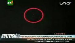 Extraterrestre de três dedos e OVNIs