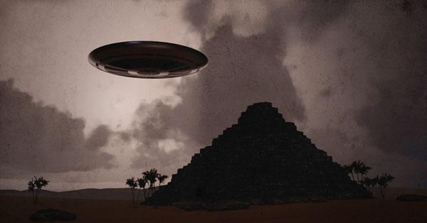 antigo Egito está conectado ao extraterrestres