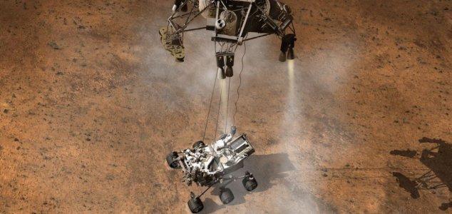 vida em Marte
