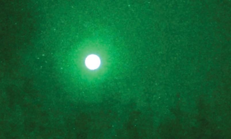 OVNI é capturado em vídeo no Canadá