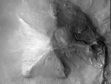 pirâmide de Marte