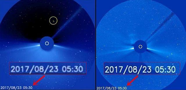 NASA é acusada de modificar fotos