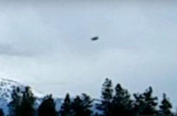 vídeo incrível de OVNI