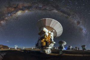 evidência de tecnologia alienígena