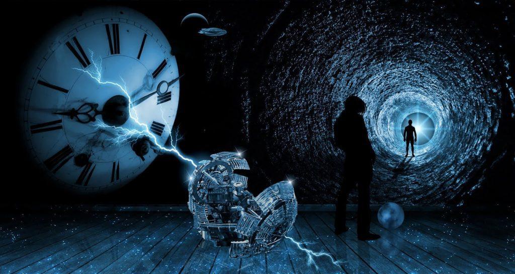 viagem no tempo pode estar acontecendo