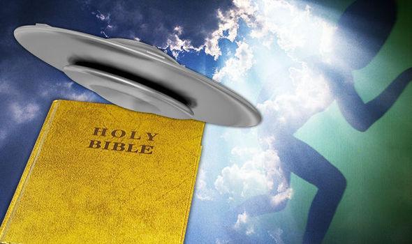 OVNIs são enviado pelo nosso Criador
