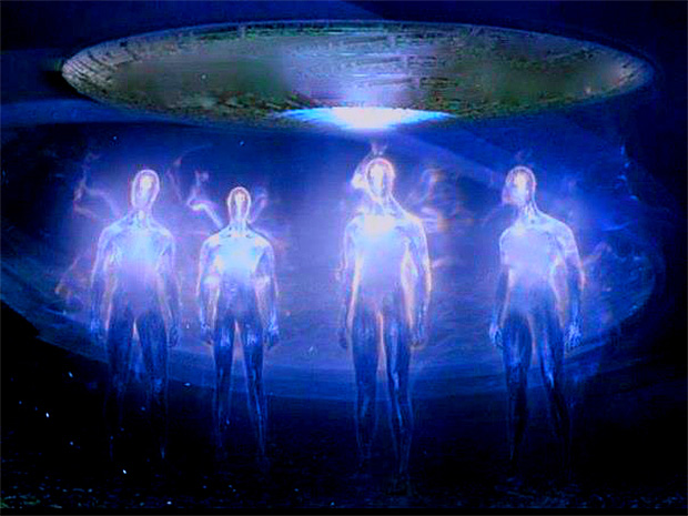 Alienígenas não físicos