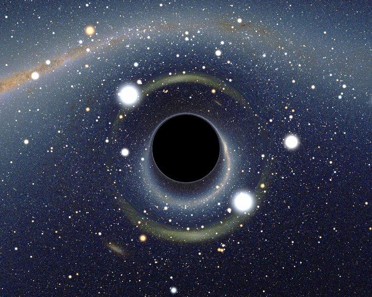 Buracos negros podem ser hologramas