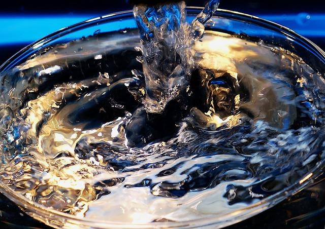 líquido misterioso