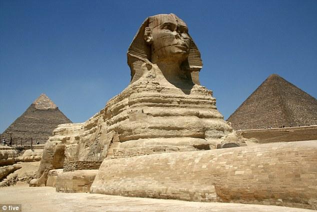 Grande Esfinge do Egito