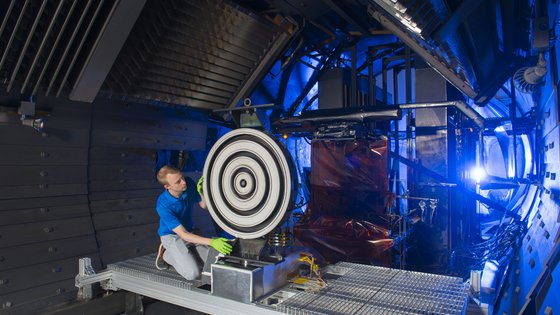 propulsor de íon quebra recorde
