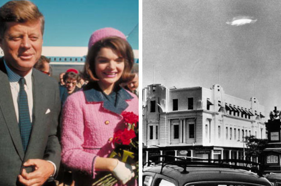 arquivos de JFK são importantes para os ovniólogos