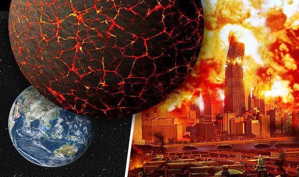 Nibiru Planeta X está de volta nas notícias