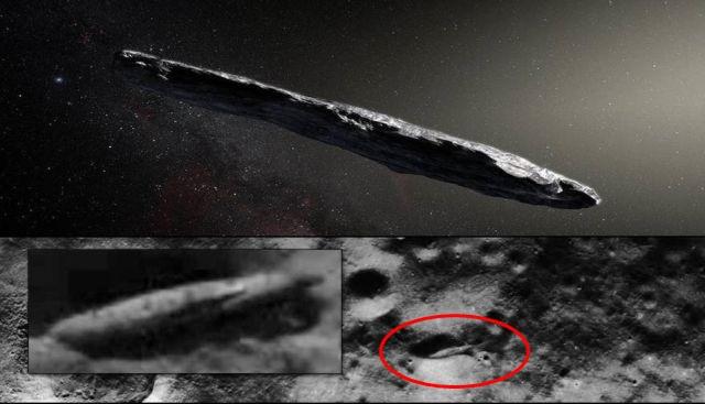 Objeto interestelar que passou próximo da Terra