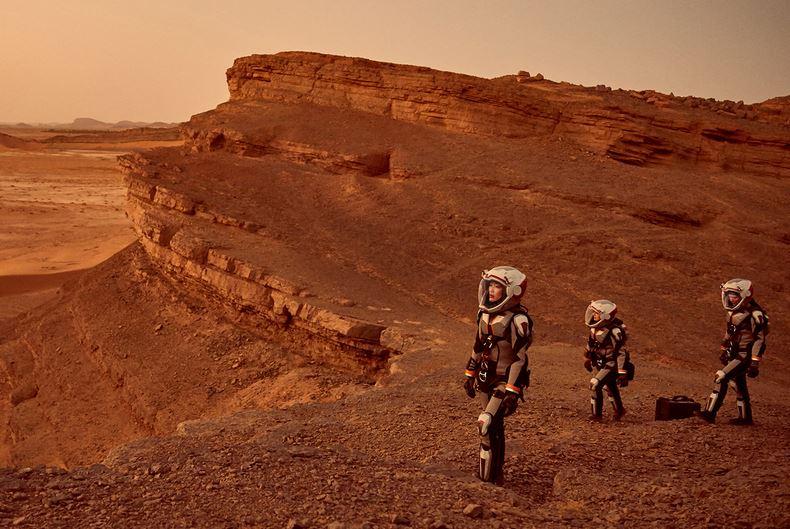 NASA se recusa a explorar certas áreas de Marte