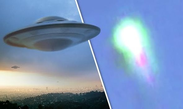 Onda de OVNIs ocorre nos EUA