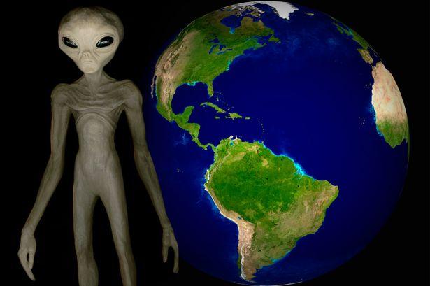 Uma mensagem para as formas de vida alienígena na Terra