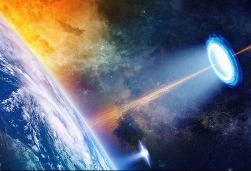 ET hanno visitato la Terra