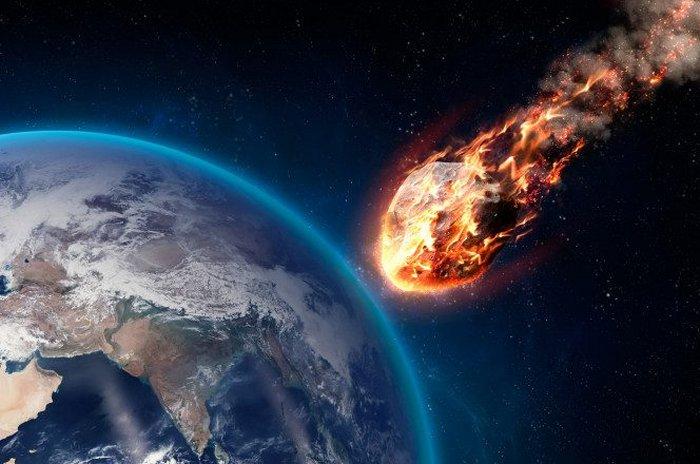asteroide 1950 DA poderá acabar com a Terra