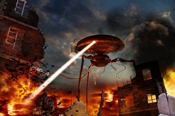 plano contra invasão alienígena