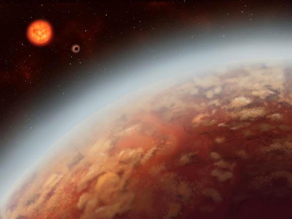 Duas super-Terras são encontradas