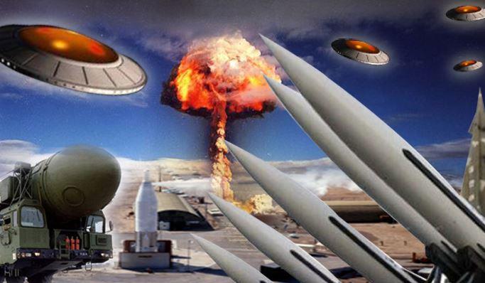 Os alienígenas irão mesmo salvar a humanidade