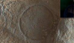 Artefatos incompreensíveis são encontrados em Marte