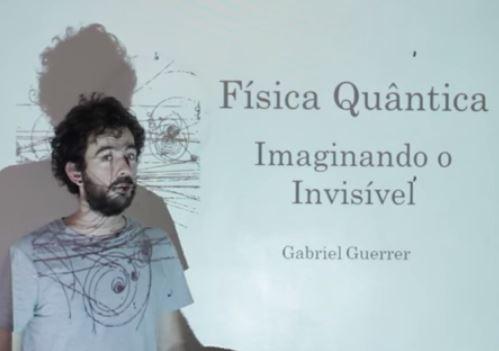 Física Quântica: Imaginando o invisível