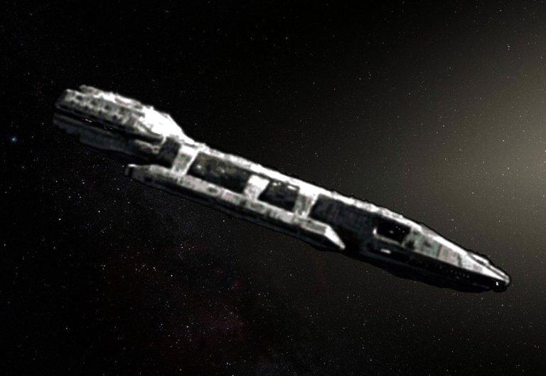 Objeto com tecnologia alienígena realmente visitou nosso sistema solar