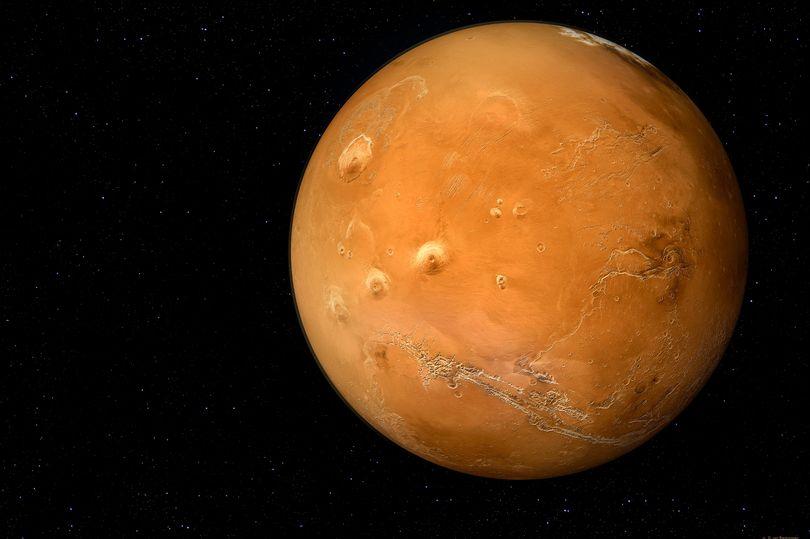 chance de encontrarmos vida em Marte