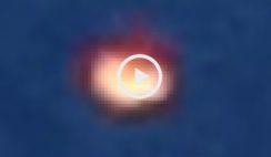 OVNI faz manobras incríveis