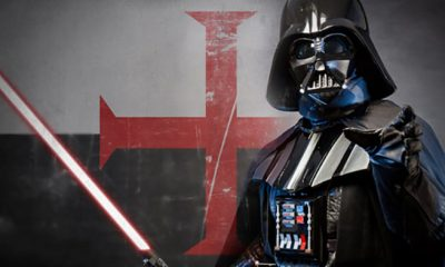 conexão entre os Cavaleiros Templarios e Star Wars