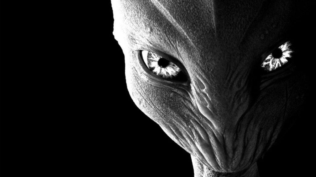 alienígenas se infiltrando entre nós